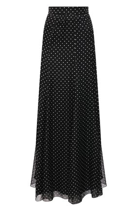 Женская юбка PHILOSOPHY DI LORENZO SERAFINI черного цвета, арт. A0111/739 | Фото 1