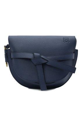 Женская сумка gate small LOEWE синего цвета, арт. A650T20X28 | Фото 1