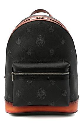 Мужской рюкзак BERLUTI черного цвета, арт. M214770 | Фото 1
