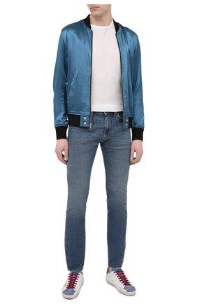 Мужские джинсы DIESEL синего цвета, арт. 00SB6D/009EI | Фото 2