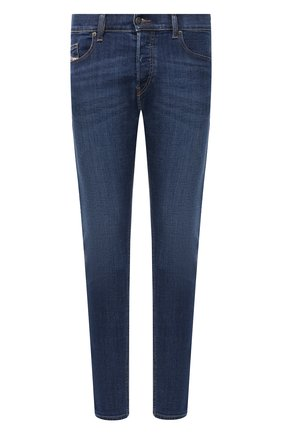 Мужские джинсы DIESEL синего цвета, арт. 00SID9/009NN | Фото 1