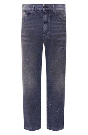 Мужские джинсы DIESEL синего цвета, арт. A02019/009MC | Фото 1