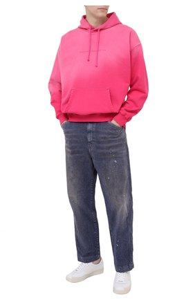 Мужские джинсы DIESEL синего цвета, арт. A02019/009MC | Фото 2