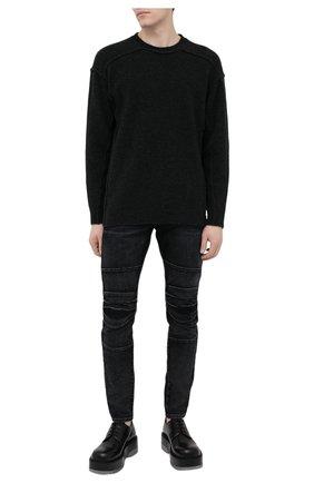 Мужские джинсы DIESEL темно-синего цвета, арт. A02081/069TG | Фото 2