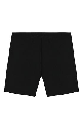 Детские плавки-шорты VERSACE черного цвета, арт. 1000041/1A00018/4A-6A | Фото 2