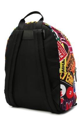 Детская рюкзак DSQUARED2 разноцветного цвета, арт. DQ0140-D005V | Фото 2