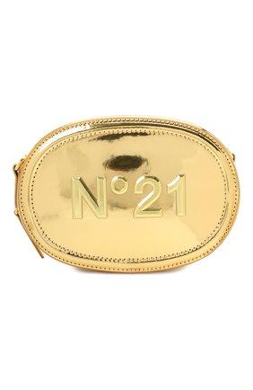Детская сумка N21 золотого цвета, арт. N21107/N0141/N21W10F | Фото 1