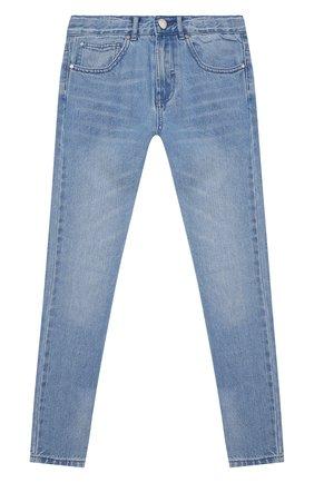 Детские джинсы STELLA MCCARTNEY синего цвета, арт. 602323/SQK17 | Фото 1