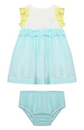 Комплект из платья и шорт   Фото №1