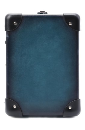 Мужская сумка BERLUTI бирюзового цвета, арт. M222258   Фото 1 (Ремень/цепочка: На ремешке; Материал: Текстиль, Растительное волокно)