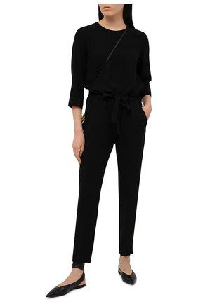 Женский комбинезон WINDSOR черного цвета, арт. 52 DH555H 10004367 | Фото 2