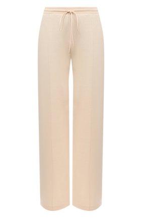 Женские шерстяные брюки WINDSOR бежевого цвета, арт. 52 DH570H 10011729 | Фото 1