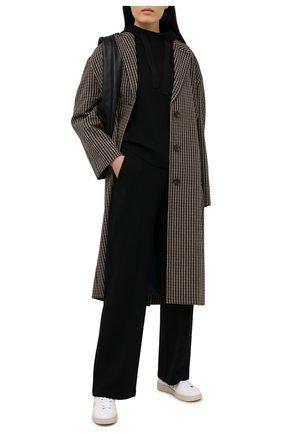 Женский шерстяное худи WINDSOR черного цвета, арт. 52 DP521 10011729 | Фото 2