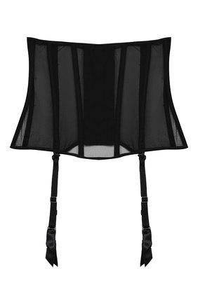 Женский пояс для чулок AUBADE черного цвета, арт. FM52 | Фото 1