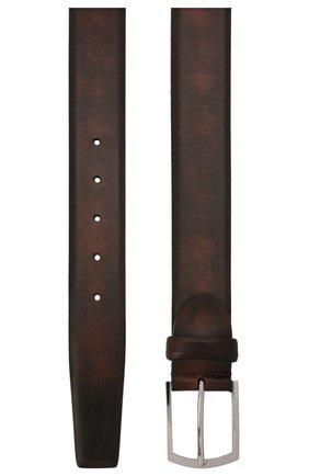 Мужской кожаный ремень BARRETT коричневого цвета, арт. 31B336.44/C0RSAR0 | Фото 2