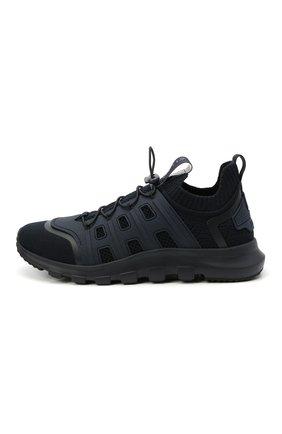 Мужские текстильные кроссовки sock 2.0 Z ZEGNA темно-синего цвета, арт. A4917X-LHTPU   Фото 3 (Материал внешний: Текстиль; Материал внутренний: Текстиль; Подошва: Массивная; Стили: Спорт)