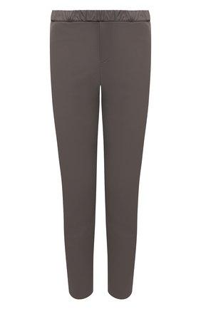 Мужские шерстяные брюки LORO PIANA коричневого цвета, арт. FAL6169 | Фото 1 (Длина (брюки, джинсы): Стандартные; Материал внешний: Шерсть; Случай: Повседневный; Материал подклада: Синтетический материал; Стили: Кэжуэл)