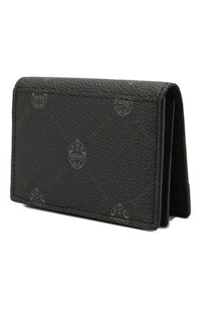 Мужской футляр для кредитных карт BERLUTI черного цвета, арт. N214790 | Фото 2