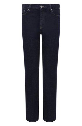 Мужские джинсы BERLUTI темно-синего цвета, арт. R19TDU39-001   Фото 1