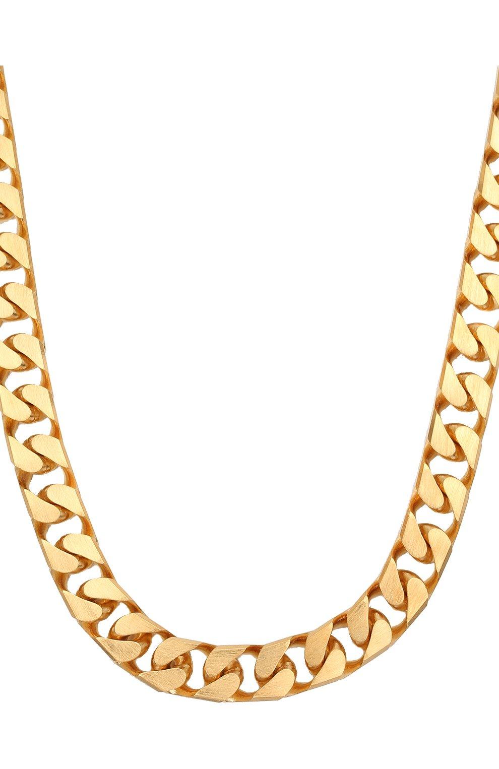 Мужского цепь OFF-WHITE золотого цвета, арт. 0M0B080R21MET0017600 | Фото 2