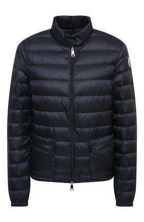 Женский пуховая куртка MONCLER темно-синего цвета, арт. G1-093-1A101-00-53048 | Фото 1