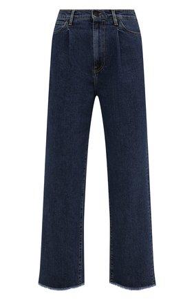 Женские джинсы 3X1 синего цвета, арт. WX1091095/RIVER BLUE | Фото 1