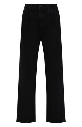 Женские джинсы 3X1 черного цвета, арт. WX1091082/DARK BLACK | Фото 1