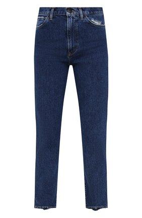 Женские джинсы 3X1 синего цвета, арт. WP0171079/RIVER BLUE | Фото 1