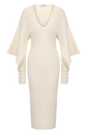 Платье из шерсти и кашемира | Фото №1