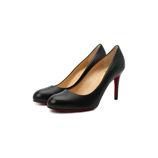 Кожаные туфли Simple Pump 85 Christian Louboutin