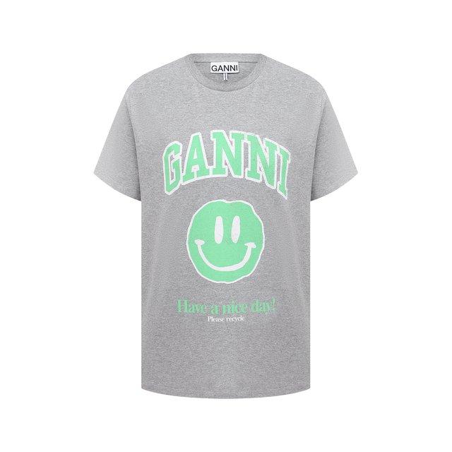 Футболка Ganni