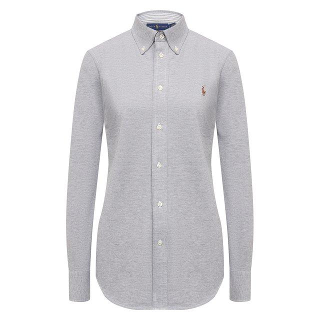 Хлопковая рубашка Polo Ralph Lauren