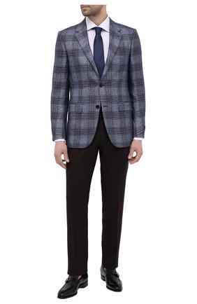 Мужские кожаные монки SANTONI черного цвета, арт. MCCR17304MC1HVVDN01 | Фото 2