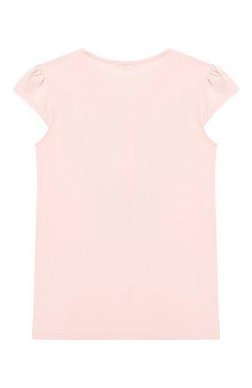 Детская пижама LA PERLA розового цвета, арт. 70141/2A-6A   Фото 3