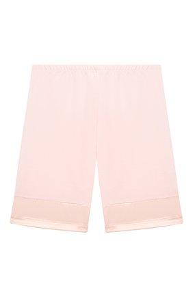 Детская пижама LA PERLA розового цвета, арт. 70141/2A-6A   Фото 4