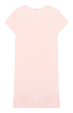 Детская ночная сорочка LA PERLA розового цвета, арт. 70143/8A-14A | Фото 2