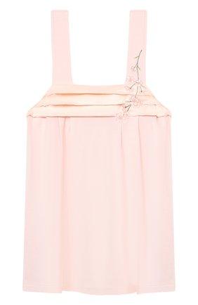 Детская пижама LA PERLA розового цвета, арт. 70151/8A-14A | Фото 2