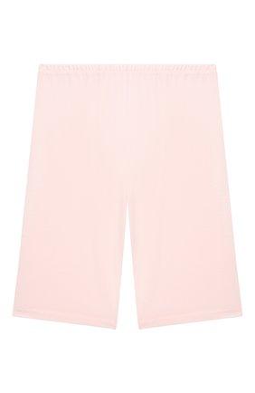 Детская пижама LA PERLA розового цвета, арт. 70151/2A-6A | Фото 5