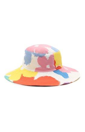 Детская хлопковая панама STELLA MCCARTNEY разноцветного цвета, арт. 602799/SQKA4 | Фото 2