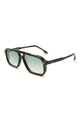 Мужские солнцезащитные очки JACQUES MARIE MAGE черного цвета, арт. FELS0N JMMFN-96 | Фото 1