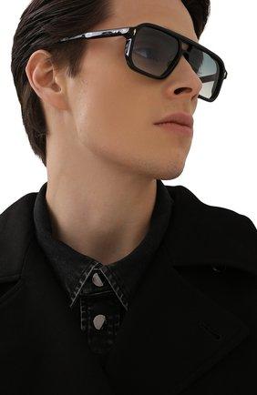 Мужские солнцезащитные очки JACQUES MARIE MAGE черного цвета, арт. FELS0N JMMFN-96 | Фото 2