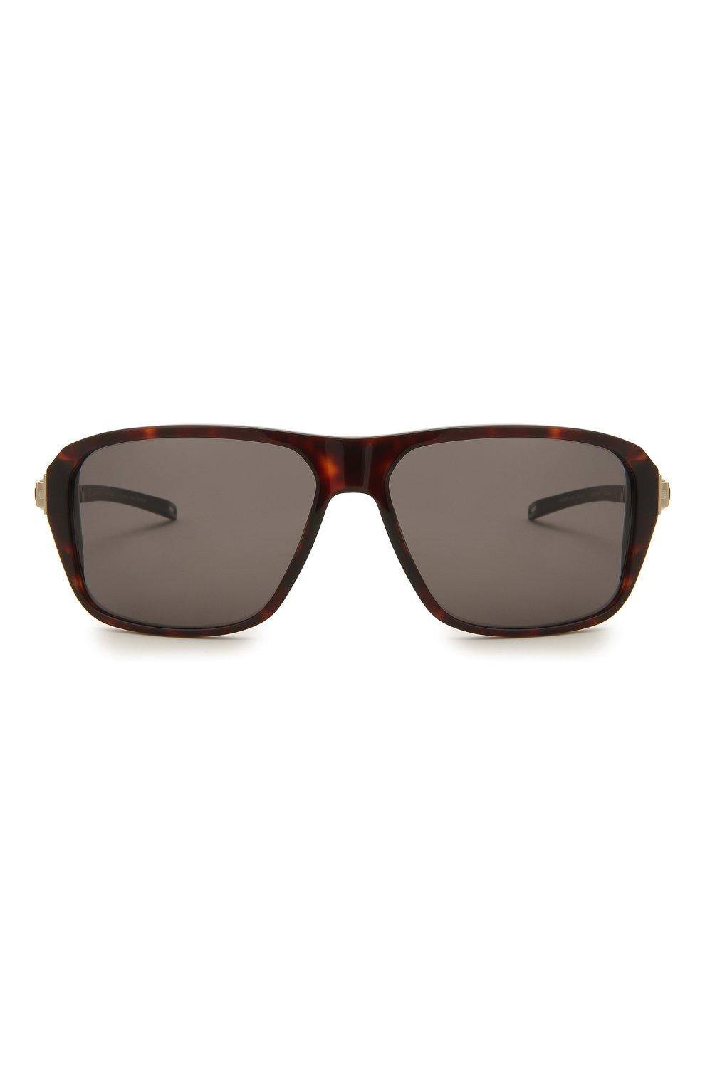 Мужские солнцезащитные очки CHOPARD коричневого цвета, арт. 292 722P | Фото 3