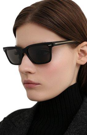 Женские солнцезащитные очки OLIVER PEOPLES черного цвета, арт. 5388SU-1005R5 | Фото 2