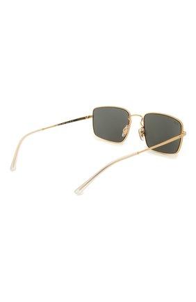 Женские солнцезащитные очки RAY-BAN черного цвета, арт. 3669-905487   Фото 5