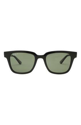 Женские солнцезащитные очки RAY-BAN черного цвета, арт. 4323-601/9A | Фото 4