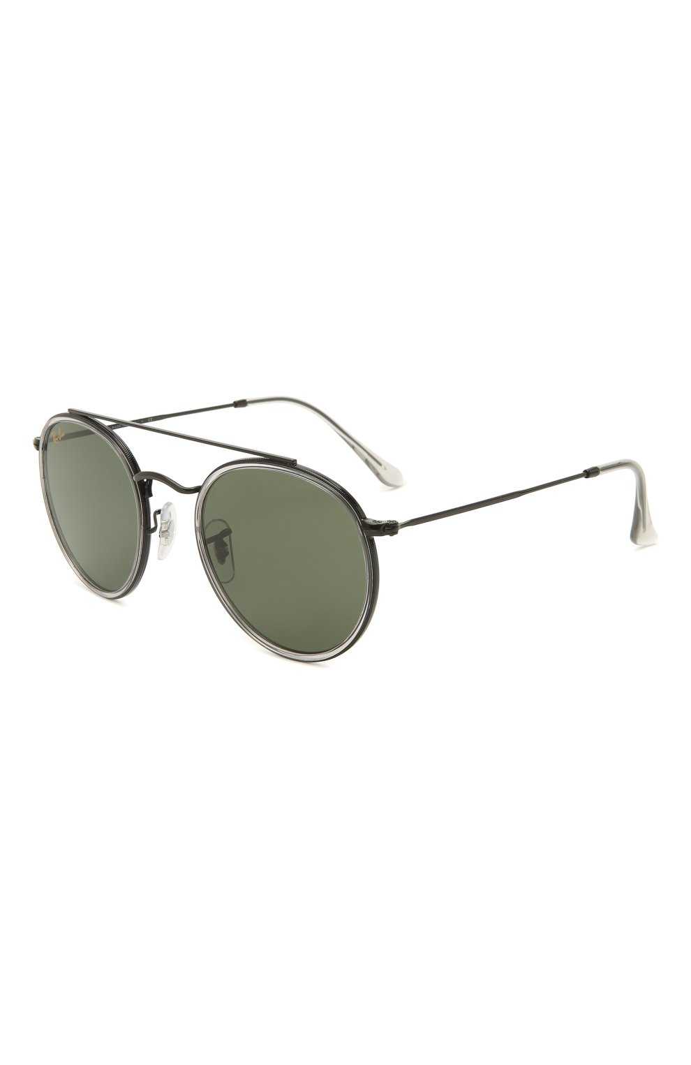 Женские солнцезащитные очки RAY-BAN черного цвета, арт. 3647N-921231   Фото 1