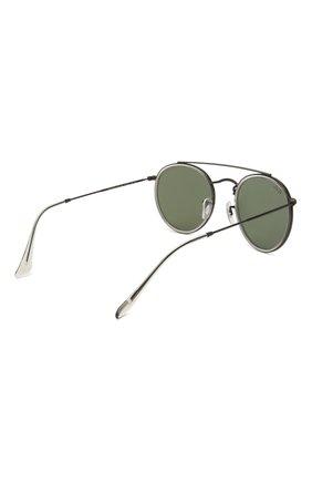Женские солнцезащитные очки RAY-BAN черного цвета, арт. 3647N-921231   Фото 5
