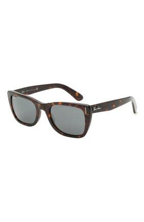 Женские солнцезащитные очки RAY-BAN коричневого цвета, арт. 2248-902/R5 | Фото 1
