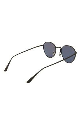 Женские солнцезащитные очки OLIVER PEOPLES черного цвета, арт. 1231ST-5017R5   Фото 5