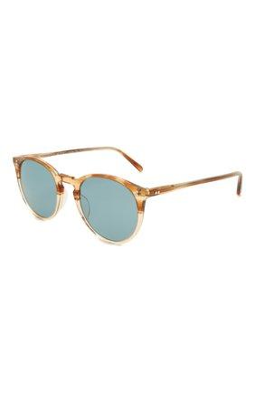 Женские солнцезащитные очки OLIVER PEOPLES светло-коричневого цвета, арт. 5183S-1674P1 | Фото 1
